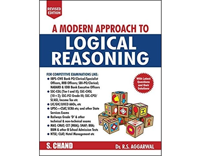 A Modern Approach to Logical Reasoning by R.S. Aggarwal