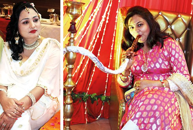 (L) Reena Singh (R) Rachita (BCCL/ Arvind Kumar)