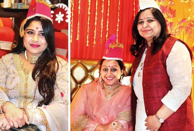 (L) Shikha (R) Anupma and Payal (BCCL/ Arvind Kumar)