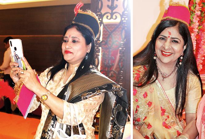 (L) Babita (R) Meenu (BCCL/ Arvind Kumar)