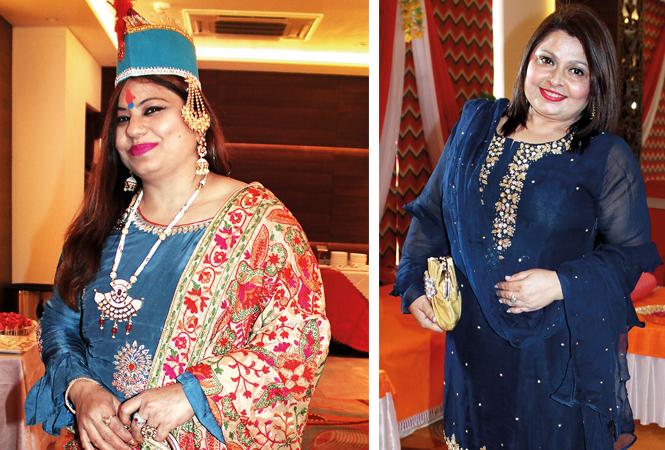 (L) Anita (R) Vidhya (BCCL/ Arvind Kumar)