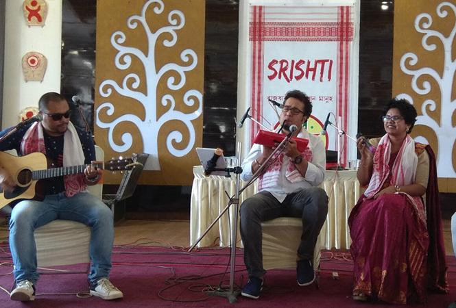 (LtoR)Star-Performance-by--Sumit,-Rupam-Bhuyan,-Ananya-Dutta-and-Tridip-(1)