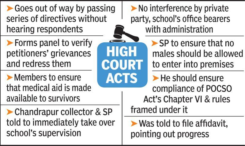 HC forms panel to help abused tribal girls