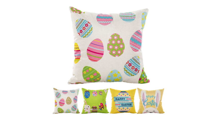 Easter themed cushions