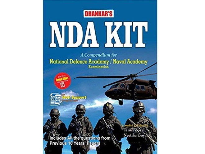 NDA KIT, Includes Previous 10 Years Papers with Web Support by Tarun Goyal & Neetika Goyal