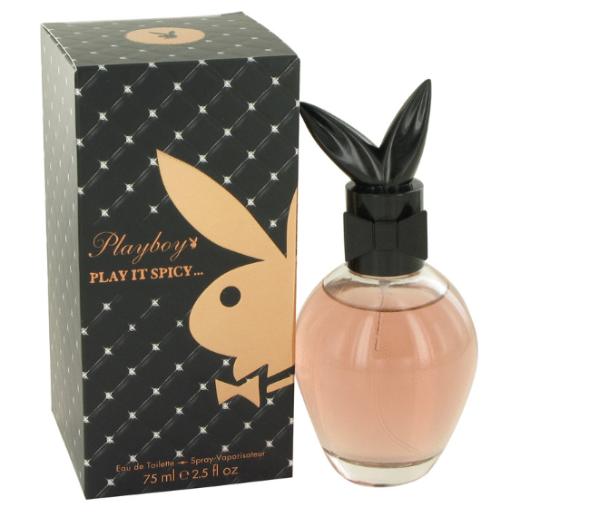 Playboy Play It Spicy Perfume