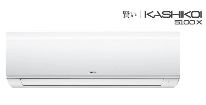 Hitachi Kashikoi 5100X 1.5 TR Split AC