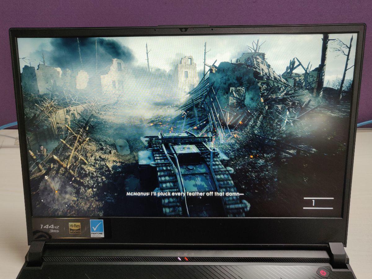 Asus ROG Zephyrus S GX531GW-ES009T Laptop (Core i7 8th Gen