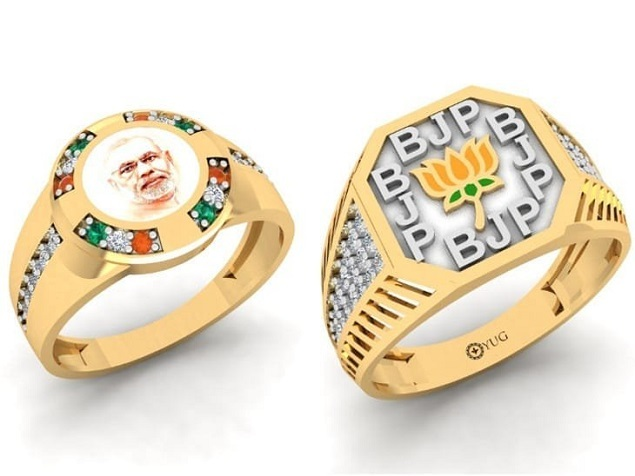PM Modi jewellery sparkle this season