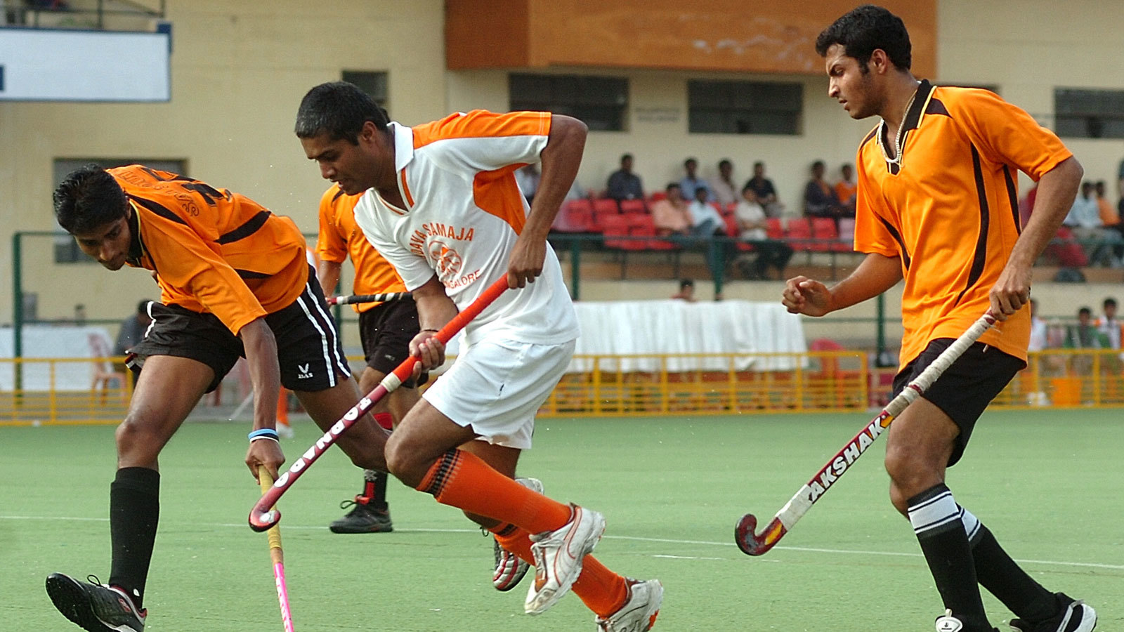 Hockey is a favourite with Kodavas with many from the community having played for India