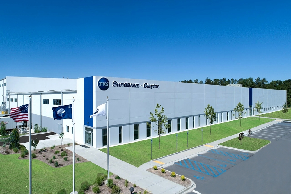 SCL - USA Plant