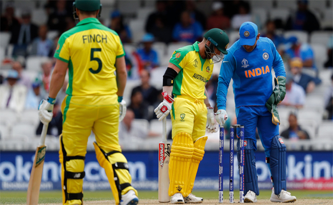 India Vs Australia Highlights World Cup 2019 India Beat