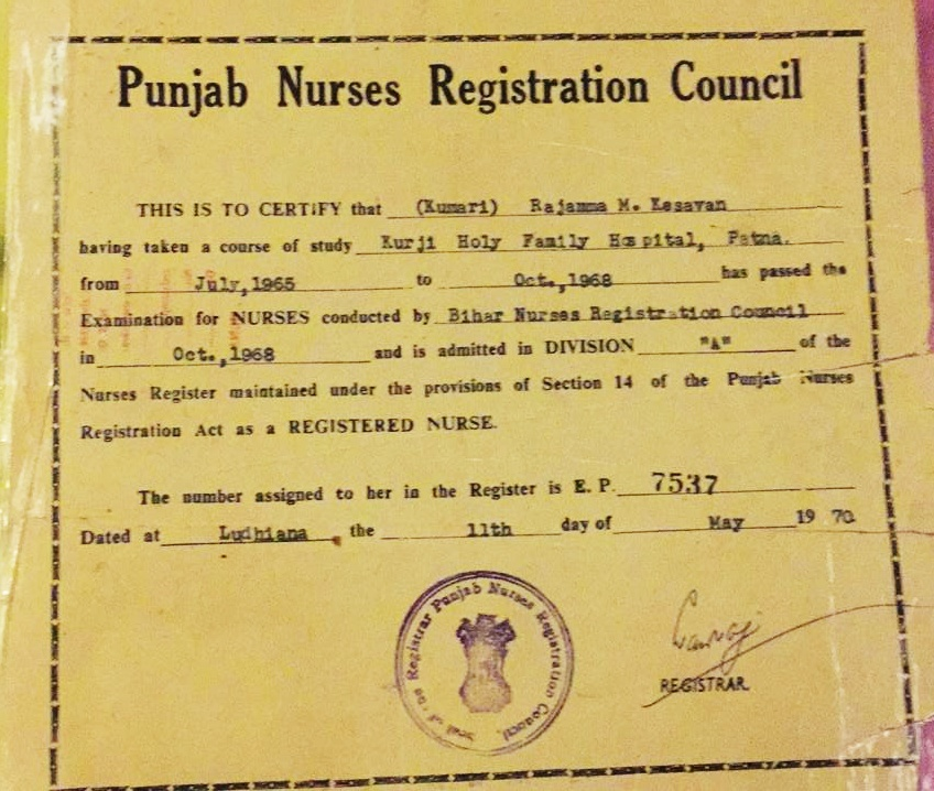 Certificate Punjab.