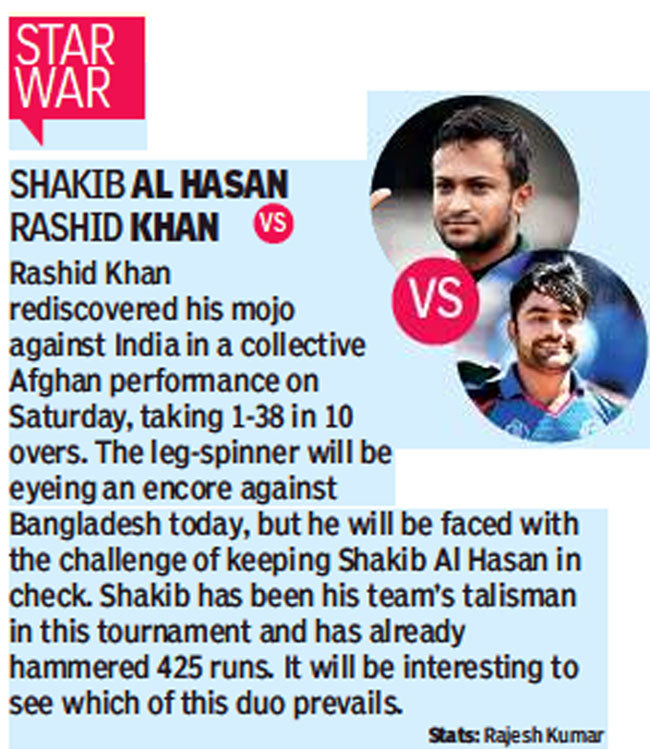 Bangladesh vs Afghanistan Preview, World Cup 2019: Desperate