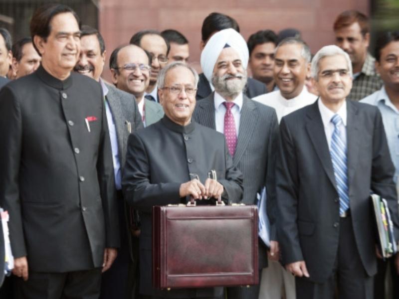 Pranab Mukherjee Budget 2012-13 (1)