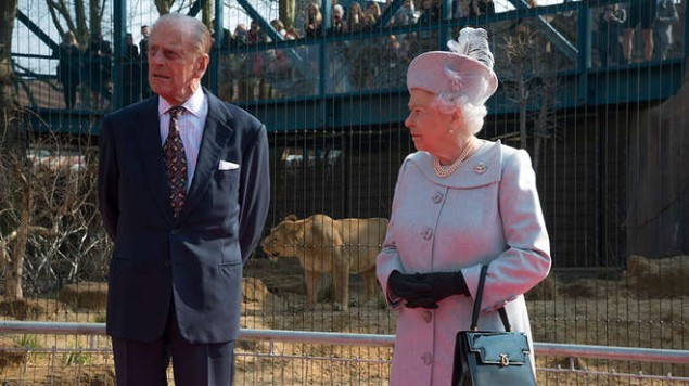 HM-The-Queen-and-HRH-The-Duke-at-the-Royal-opening-of-Land-of-the-Lions (1)