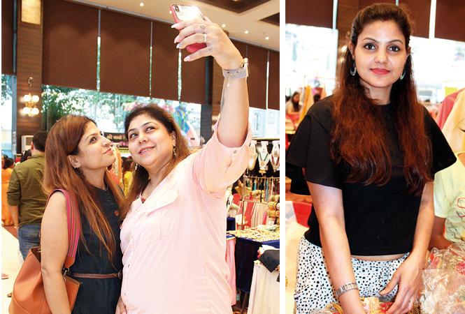 Monishka and Manisha  (R) Rashmi (BCCL/Arvind Kumar)