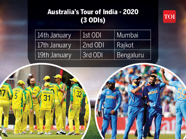 India Cricket Matches List 2019 20 India S Action Packed 2019 20 Home Cricket Season Cricket News Times Of India