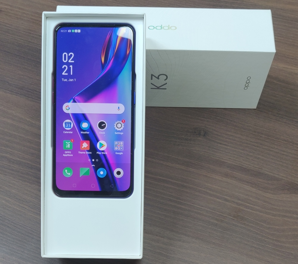 Here's how OPPO K3 is perfecting the smartphone experience