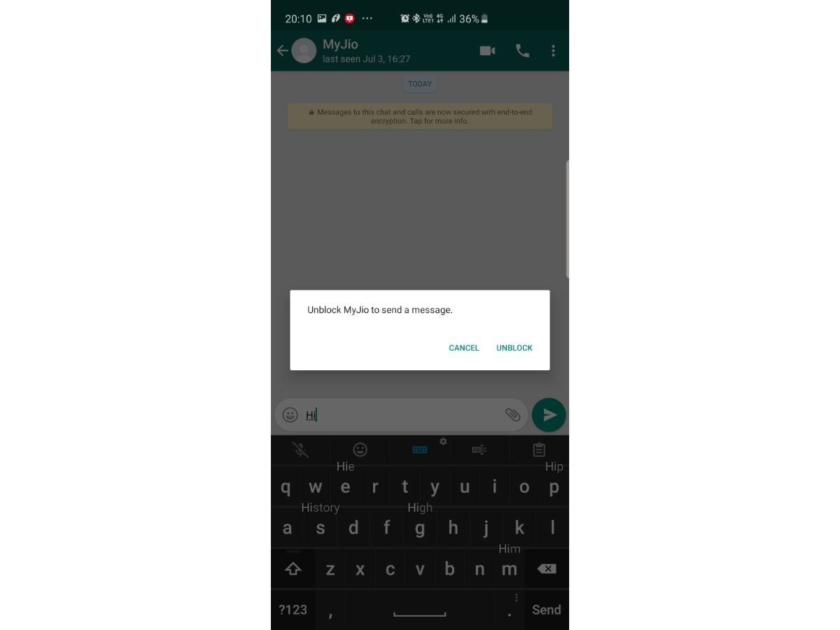 How to know if you have been blocked on WhatsApp | Gadgets Now