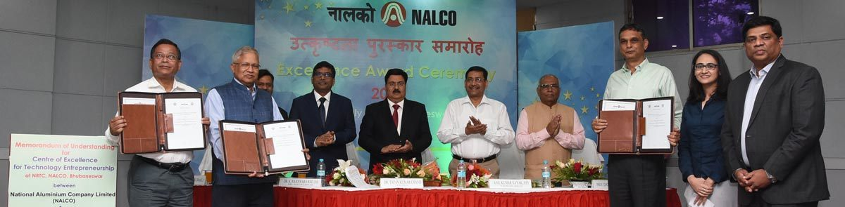 NALCO Centre of Excellence to promote entrepreneurship