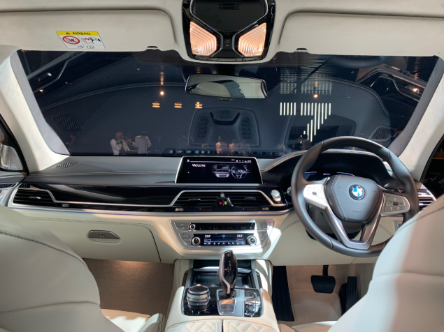 BMW 7 Series Price: BMW 7 series launched in India, starts