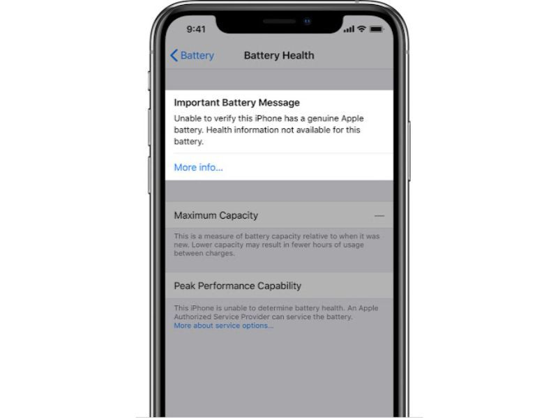 iphone battery health how to: How to check iPhone battery