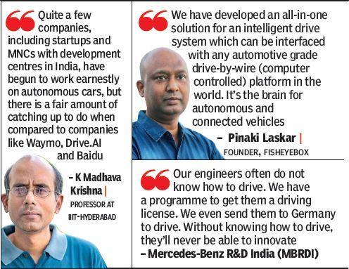 Autonomous cars, QUOTES