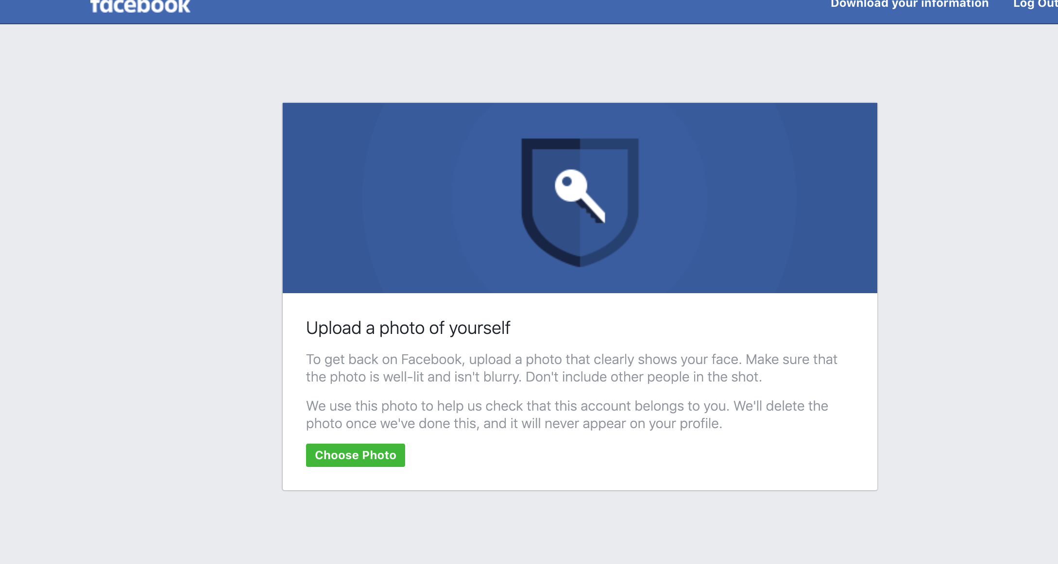 Facebooks wants your phone number, photo and you can't say