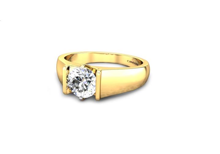 Maestro Diamond Ring For Men