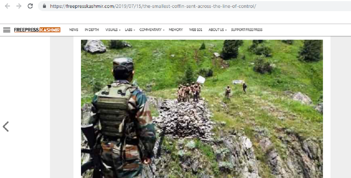FACT CHECK: Truth behind photo showing Pakistani soldiers
