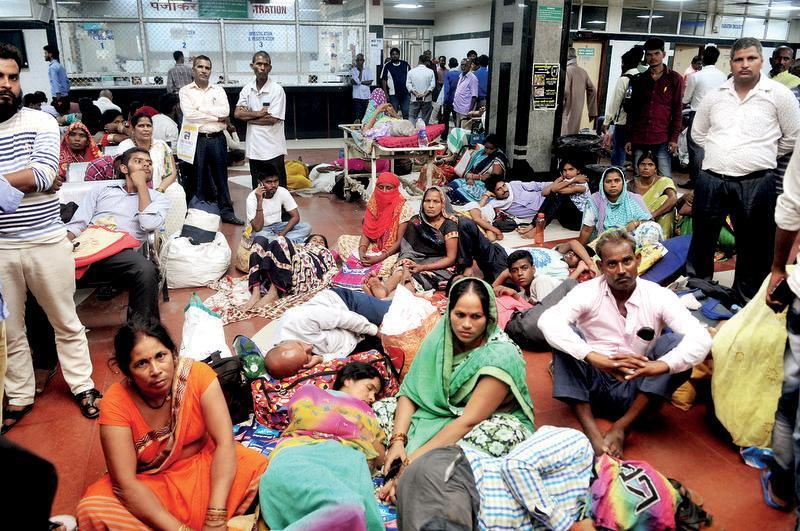 Strike at Lohia hospital affects 1,500 in OPD