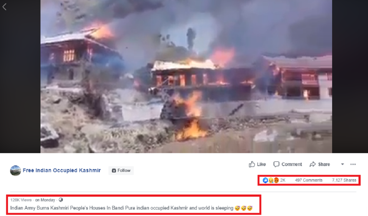 FAKE ALERT: 2018 video viral with false claim that Indian Army is