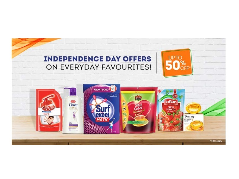 Unilever Daily Essential Products