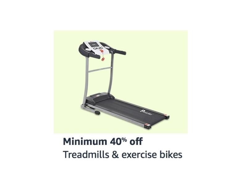 Treadmills & Exercise Bikes