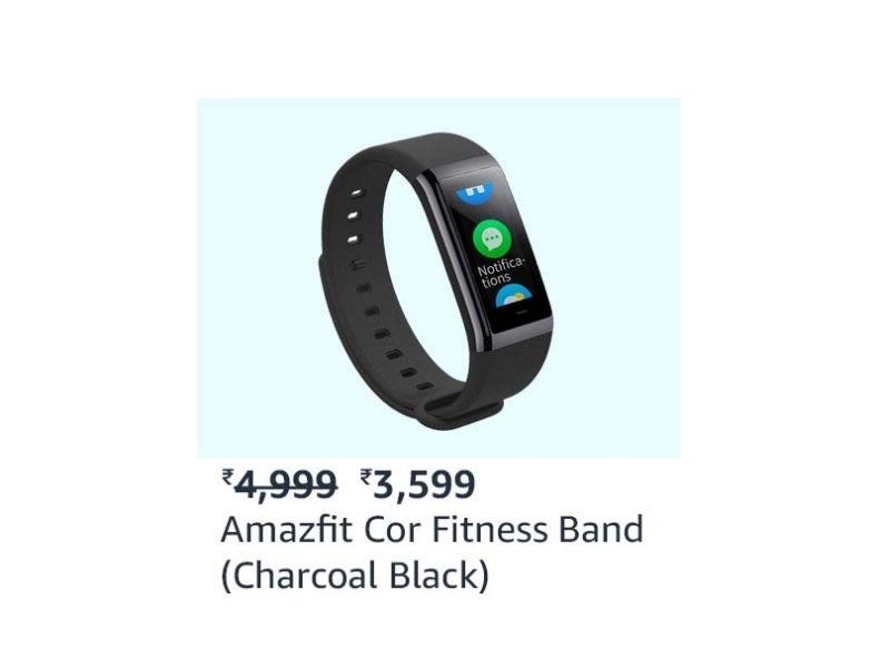 Amazfit Cor Fitness Band