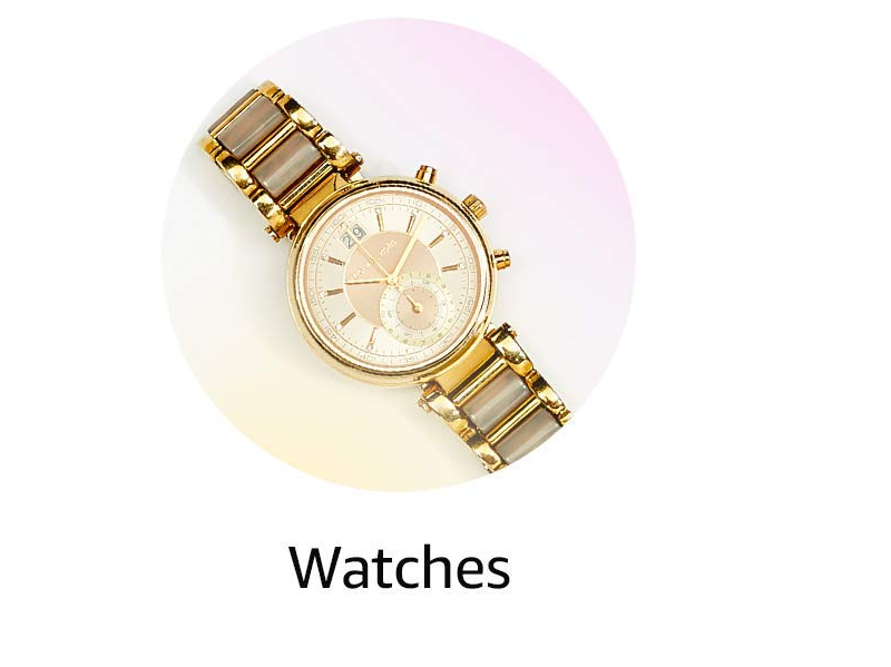 Up to 80% off on women's watches