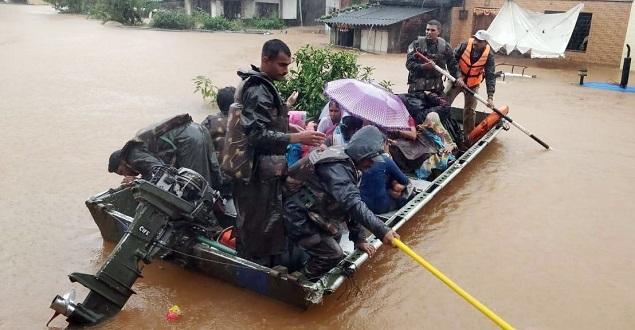 Flood Maha ANI