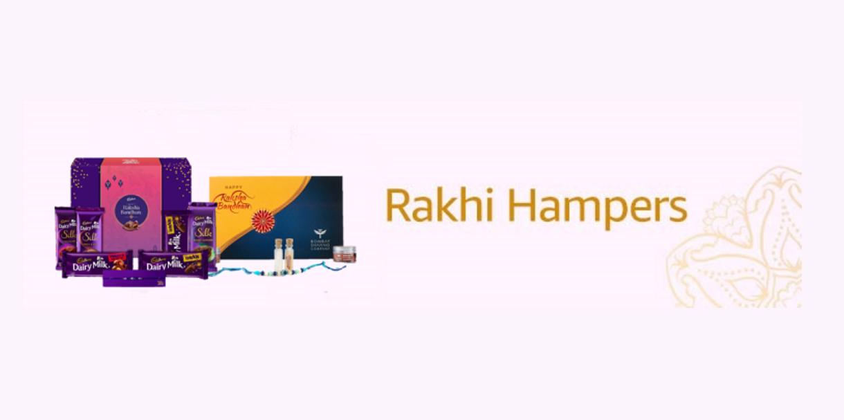 Rakhi Hampers on discount