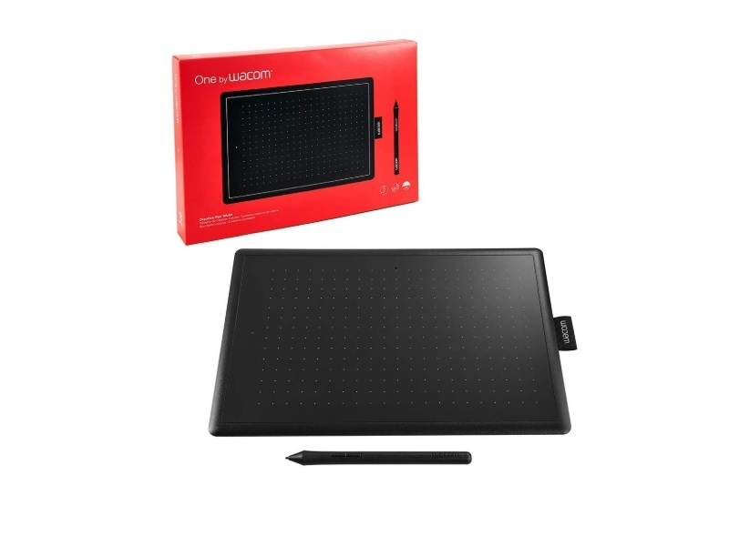 Wacom One by CTL-472 Small Graphic Tablet