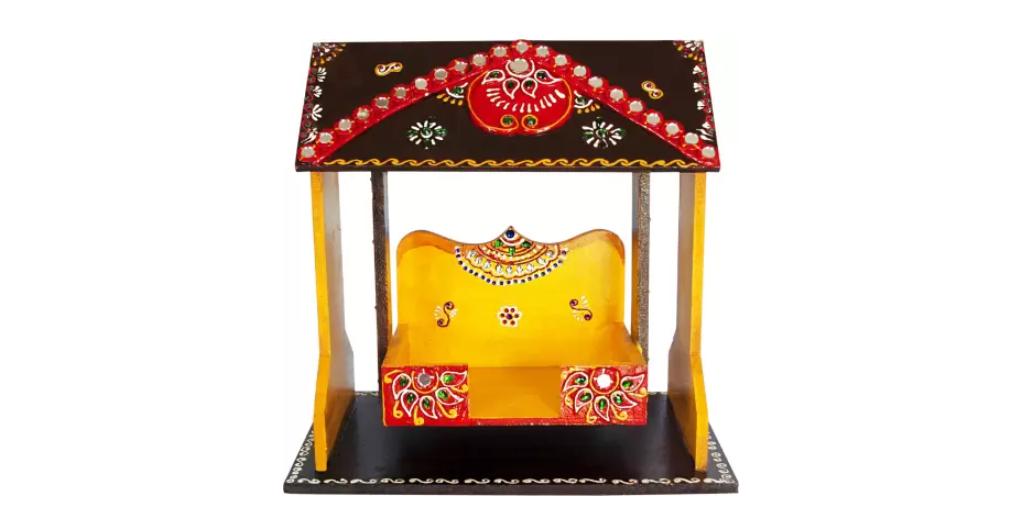Decorative Krishna Jhula