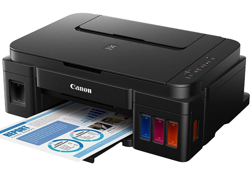 Canon Pixma G2000 All-in-One Ink Tank Colour Printer