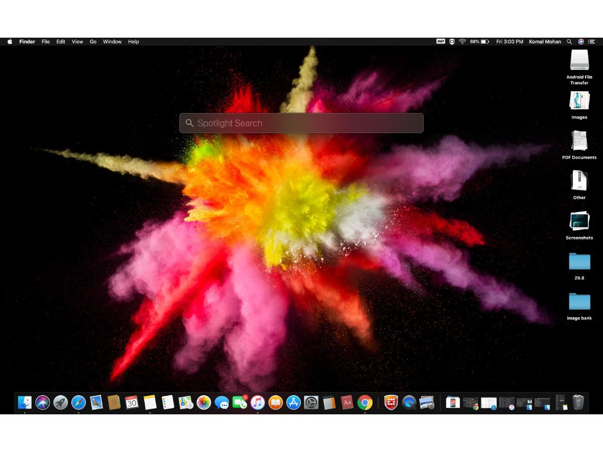 Screen Sharing: How to access Mac screen on another Mac