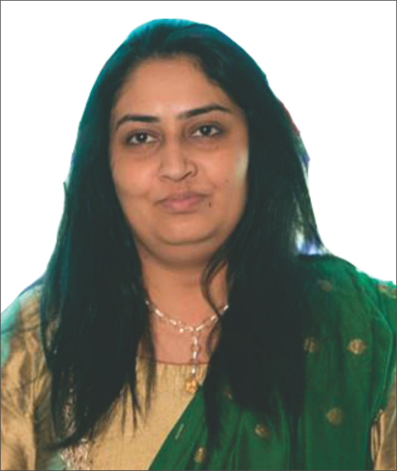 Mrs. Bhakti Ojha Kherani