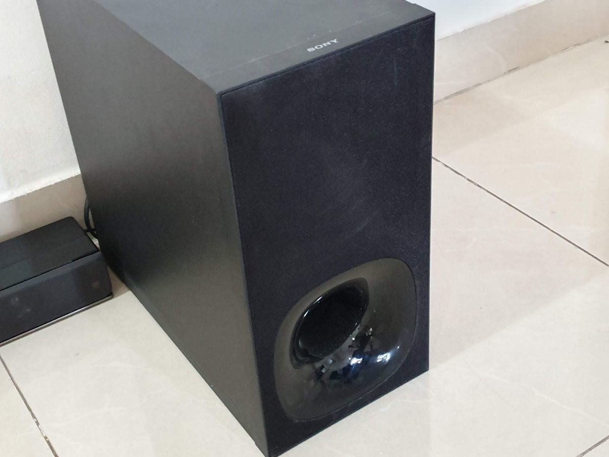 Sony SA-Z9R Wireless Rear Speaker for Z9F Home Theater Sound Bar In Box New
