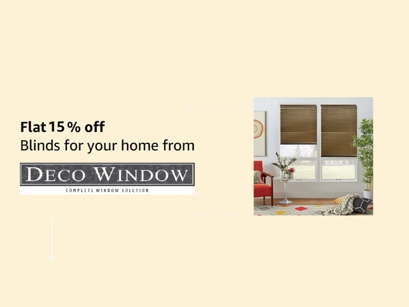 Blinds by Deco Window