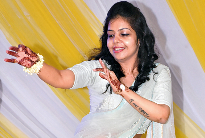 Niharika Singh (BCCL/ Farhan Ahmad Siddiqui)