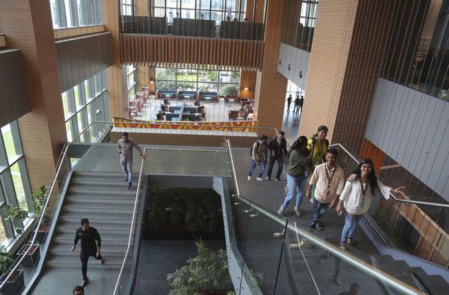 Amazon campus 2