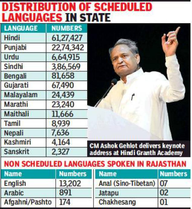 Mewari language