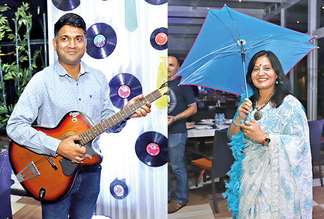 Mukul  and Rachana Tiwari   (BCCL/ Aditya Yadav)